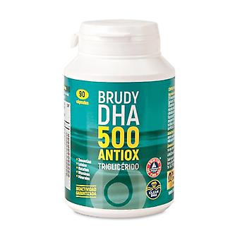 Brudy DHA 500 Antiox 90 capsules