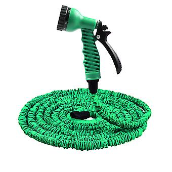 Garden Expandable Magic Flexible Water Hose, Plastic Pipe With Spray Gun