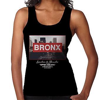 London Banter Bronx skate mulheres ' s Vest