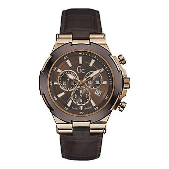 GC Y23009G4 Men's Structura Chronograph Wristwatch