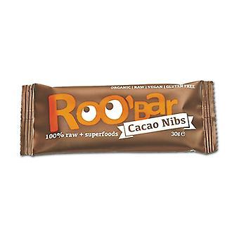 100% raw cocoa bar 30 g