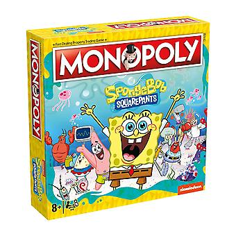 Spongebob Squarepants Monopoly Board Game