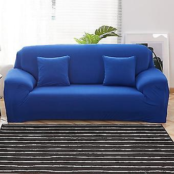 Stretchable Solid Color Corner Elastic Sofa Covers Set For Living Room