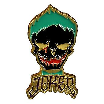 Pin - Suicide Squad - Lapel Pin Joker New dcc-0306