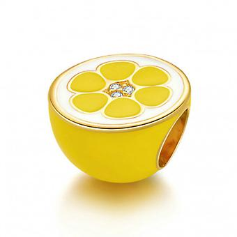 Sterling Silver Charm Lemon - 6718
