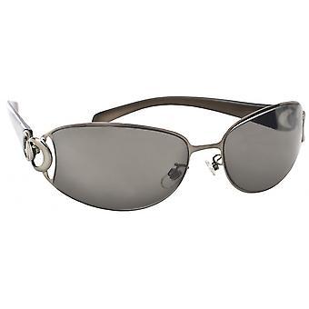 Napszemüveg Női Pokerface Titanium/ Fekete