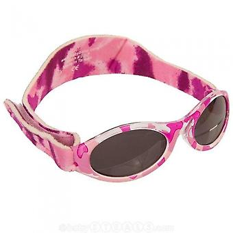 Sunglasses Junior white/pink 0-2 years