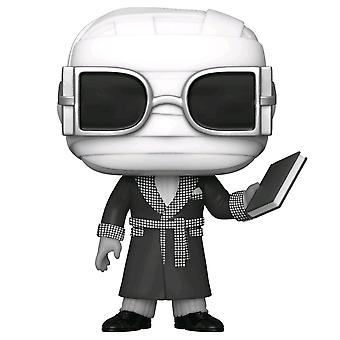 Universal Monsters Invisible Man Black & White US Ex. Pop