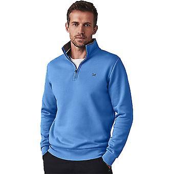 Vêtements d'équipage Mens Classic Half Zip Super Soft Sweatshirt