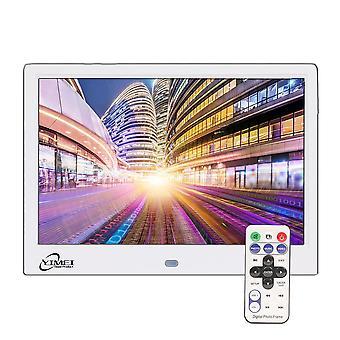 10,1-Zoll High-Definition Digital Fotorahmen Bild Multi-Funktion Usb Sd Card Player Mp3mp4 Kalender Fernbedienung