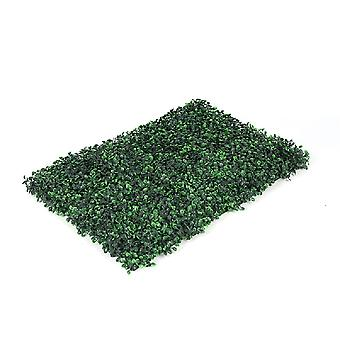 Homemiyn 12pcs Milangrass Simulation Lawn 60*40cm