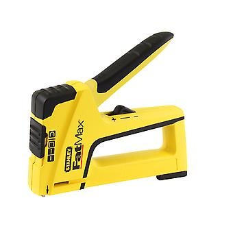 Stanley Tools FatMax 4-in-1 Light-Duty Stapler/Nailer STA070411