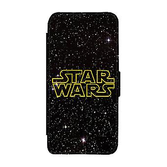 Custodia portafoglio Star Wars Logo iPhone 6/6S