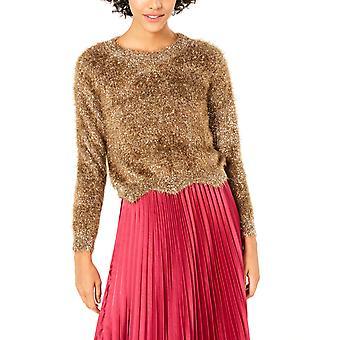 Lucy Paris | Lola Metallic Eyelash Sweater