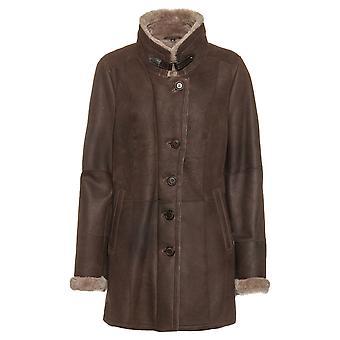 Women's Sheepskin Jacket Scorin