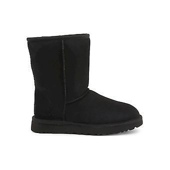 UGG - أحذية - أحذية الكاحل - CLASSIC_SHORT_II_1016223_BLACK - السيدات - شوارتز - الاتحاد الأوروبي 36