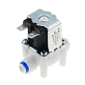 Normally Closed Electric Solenoid Valve Magnetic Dc 12v Water Inlet Flow Switch