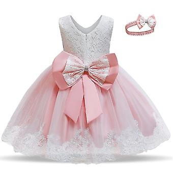 Girls Summer Dresses For Party And Wedding Christmas Clothing Princess Flower