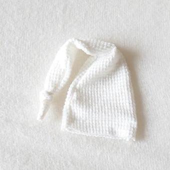 Chapeau et enveloppement pour les accessoires de photographie nouveau-nés