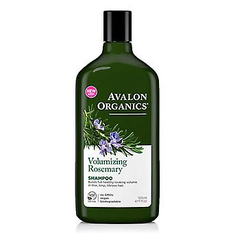 Avalon Organics Volumizing Shampoo, Rosmarin 11 Oz