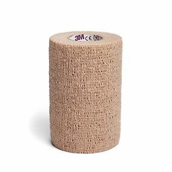 3M Cohesive Bandage, 4 Inch x 6 1/2 Yard, 1 Each