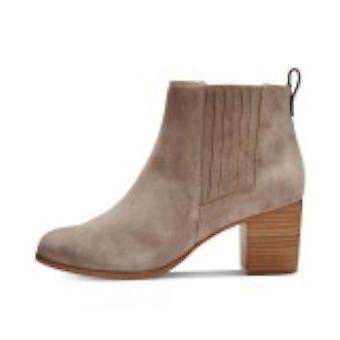 INC internationella begrepp Womens Fainn läder stängd tå Chelsea kängor