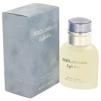 Light Blue By Dolce & Gabbana Eau De Toilette Spray 1.3 Oz (men) V728-458157