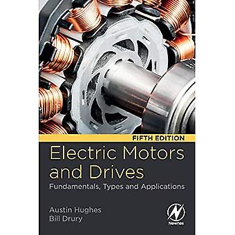 Electric Motors and Drives: Fundamentals, Types and Applications / Edition 5