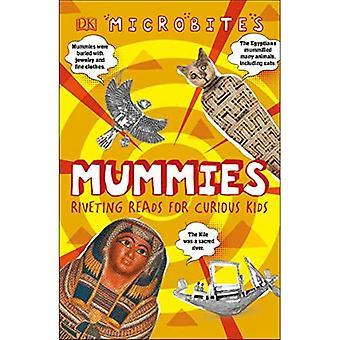 Microbeten: Mummies: Riveting Leest voor Nieuwsgierige Jonge geitjes (Microbeten)
