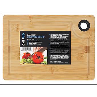 Chef Aid Bamboo Board 28 x 10 x 1.5cm 10E11058