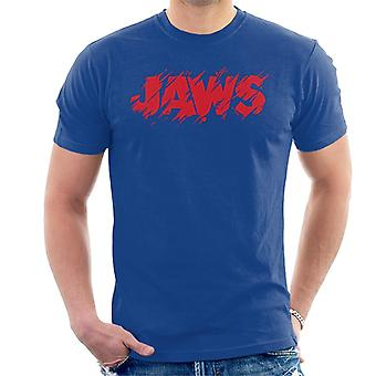 Jaws Vintage Bitten Logo Men's T-Shirt