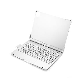 Rotatable Wireless Bluetooth Keyboard Case For Apple Ipad Pro 11, Touchpad