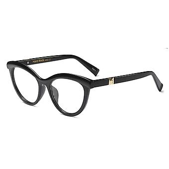 Ladies Eyebrows Square Frames Women Brand Designer Optical Fashion Eyeglasses
