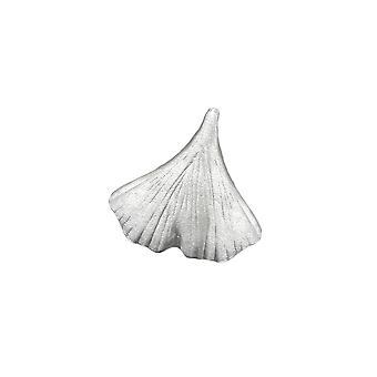 Colgante Ginkgo Hoja plata 925