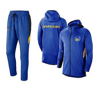 Golden State Warriors Basketball Sportswear Outfit Sets TZ005