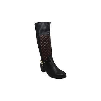 Charter Club Womens Helenn Almond Toe Mid-Calf Fashion Boots