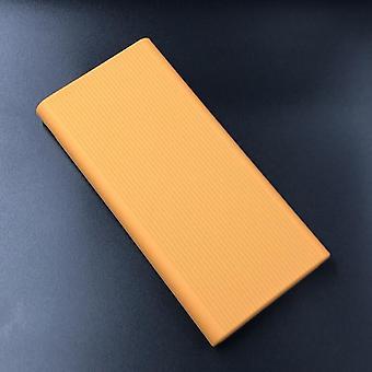 Silikonový chránič kryt kůže kůže rukáv Xiaomi Xiao Mi Power Bank