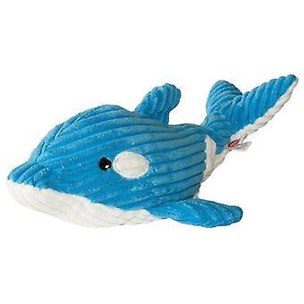 Hagen DOGIT LUVZ PLUSH DOLPHIN IN BLUE 34cm (Dogs , Toys & Sport , Stuffed Toys)