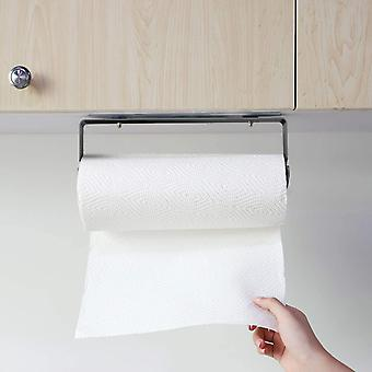 Paper Towel Holder With Adhesive Under Cabinet