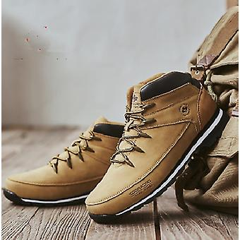 Casual Lace-up, Winterstiefel's