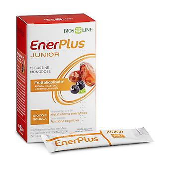 EnerPlus Junior 15 packets of 10ml