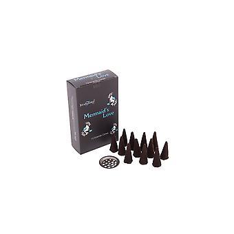 Gothic Homeware Mermaid's Love Incense Cones