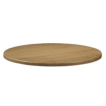 Conar Oak Round Table Top
