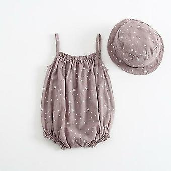 Infant Cotton Kids Clothes For Newborn Baby Summer Baby Outfit