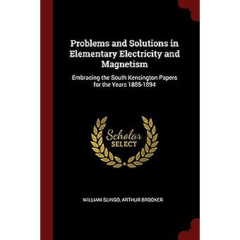Problems and Solutions in Elementary Electricity and Magnetism - Embra