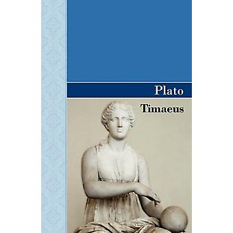 Timaeus by Plato - 9781605125411 Book
