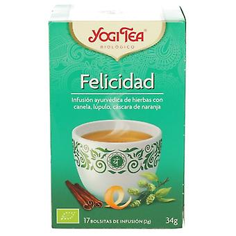 Yogi Tea Felicita Infusion 17 Bags