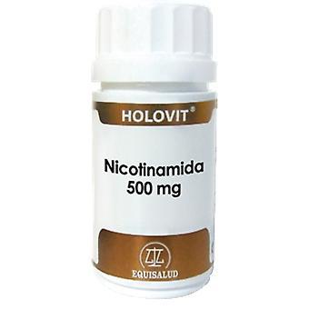 Equisalud Nicotinamid 500 mg Kapseln