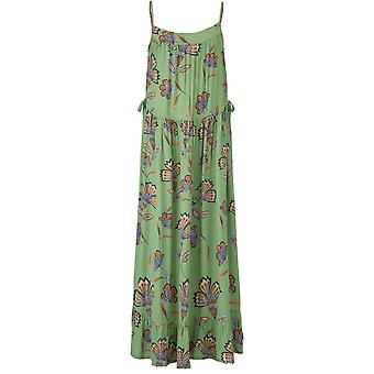Masai Clothing Olivia Floral Print Maxi Dress