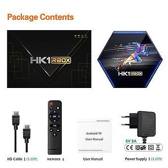 Hk1 r2 smart tv-boks android 11,0 rk3566 quad core sd bt v4,1 2,4 g / 5g dobbelt wifi 1000m 8k 4k 32g 64g medieafspiller sæt top boks